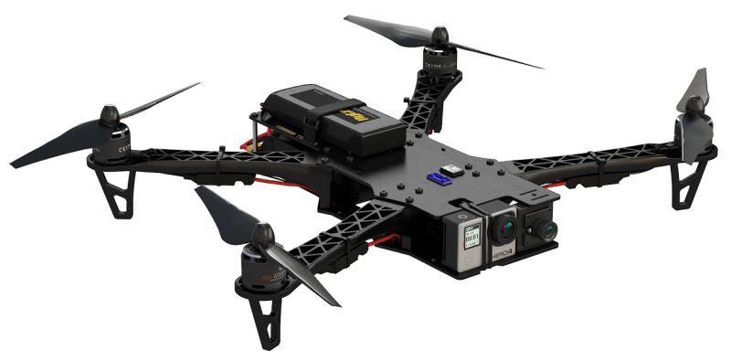 以色列公司搶先推出貨運無人機 Flytrex Sky