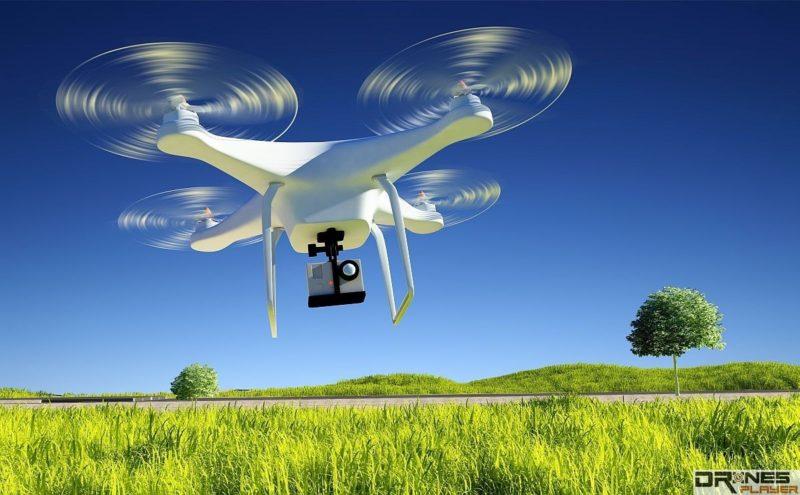 目前消費級無人機的環境感知系統仍有待改善。