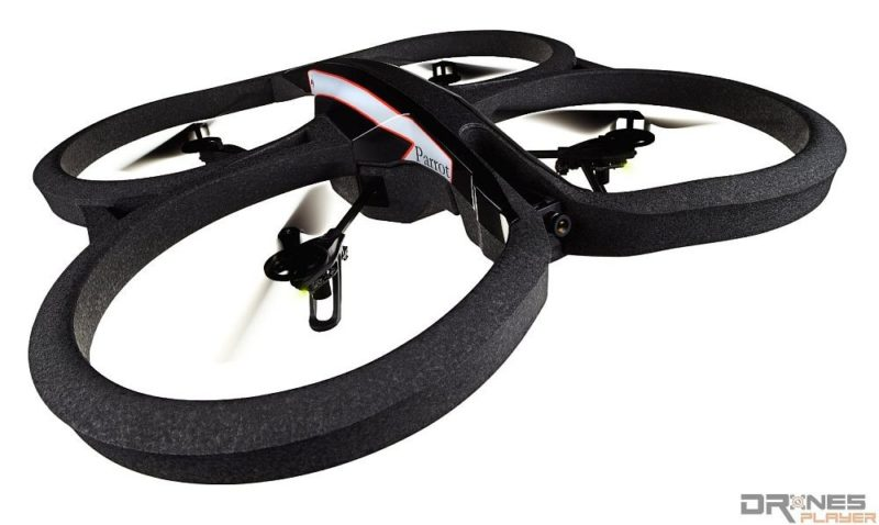 Parrot AR Drone Quadricopter 2.0 Edition