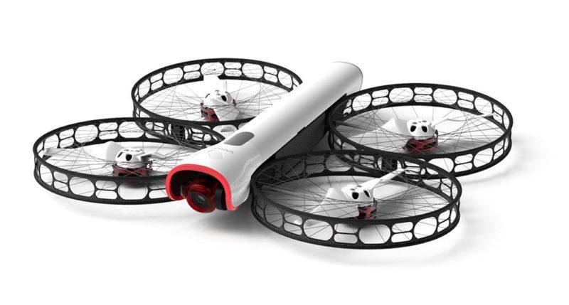 Vantage Robotics Snap 無人機採用 4 輪式設計造型。