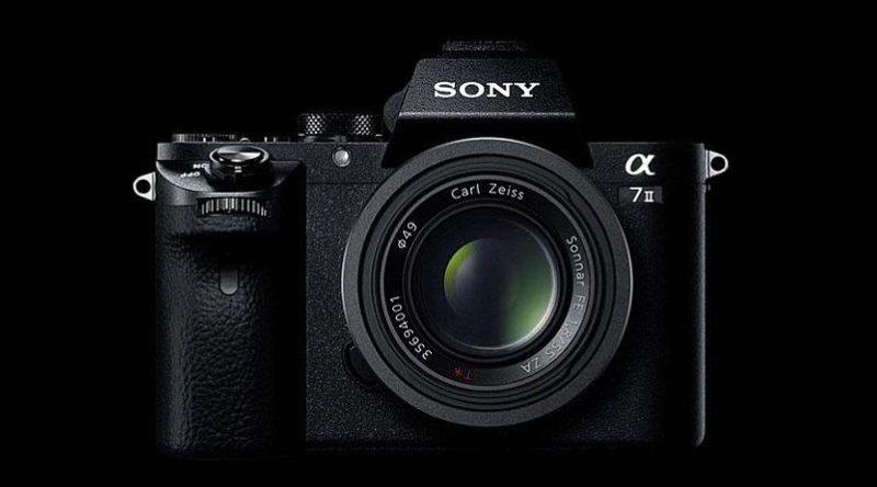 Sony A7S II 的外形應該跟 Sony A7 II 一樣。