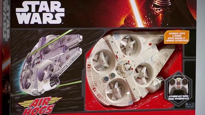 Millennium Falcon 模型玩具包裝