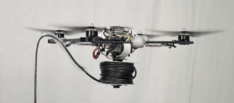 建築過程過程由無人機自動操作