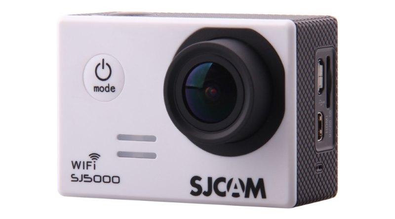 SJCAM SJ5000 已是旗艦級,其他 SJ6000、SJ7000 都是假貨。