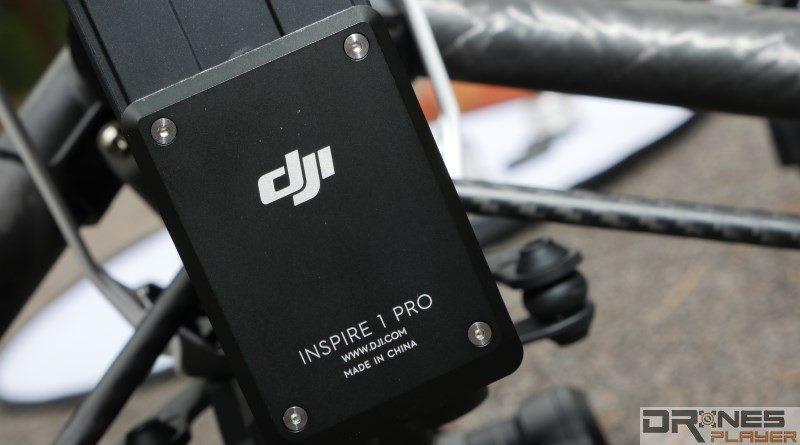 為配合 Zenmuse X5 無反航拍攝影機,DJI 特地推出 Inspire 1 Pro 型號無人機以作配合。
