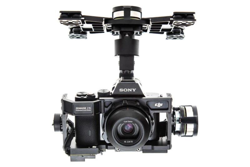 A7 可以用盡廣角焦距,高空拍攝的視野就更寬廣。