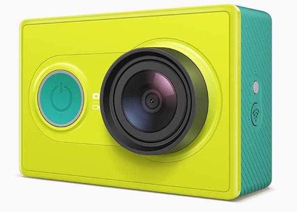 小米小蟻相機這款「叢林綠」配色可說是別具韻味!