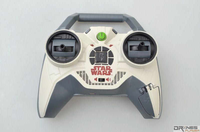 Star Wars Millennium Falcon Quad 控制器的外形設計也引入星戰元素。