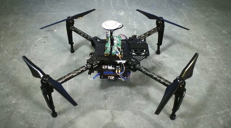 Intelligent Energy 發表無人機專用氫燃料電池