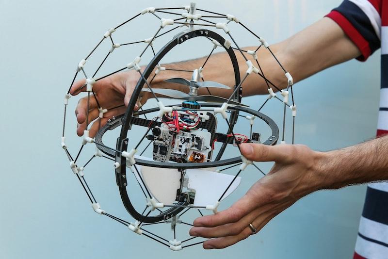 Gimball 球形 金屬外罩 無人機