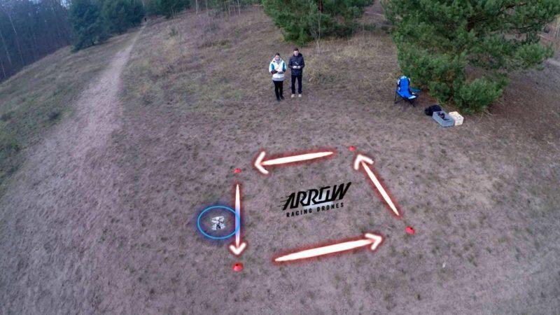 Arrow Drone 還提供無人機教學服務。