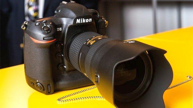 Nikon D5 坐擁全新的 18 萬像素 RGB 測光感應器,配合 EXPEED 5 影像處理器,令追對焦能力大增。