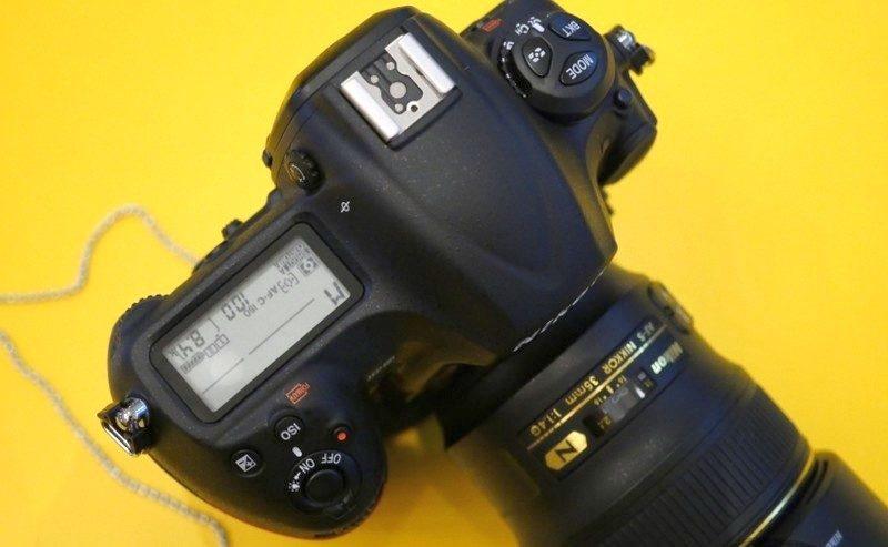 Nikon D5 的感光度可擴展至 ISO 3,280,000,有利於昏暗環境拍出理想照片。