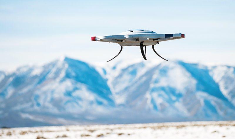 DAx8 drone 人工撒雨無人機