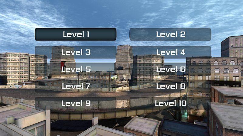 當熟習基本操作後,就可進入合共 10 Level 的挑戰模式,在指定時間內完成任務。