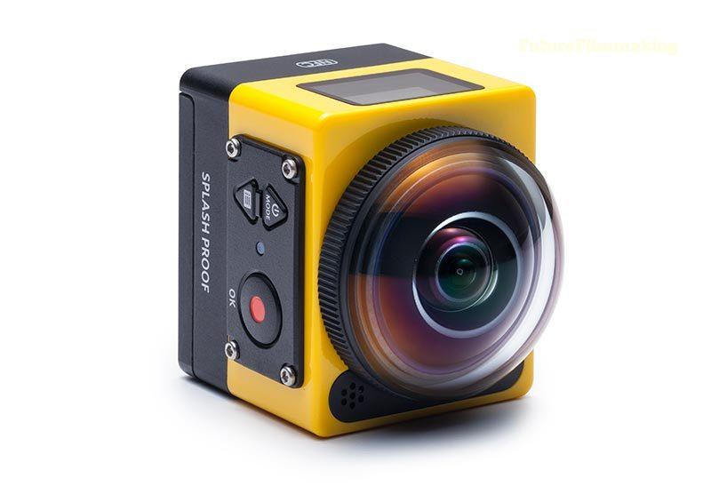 Kodak PIXPRO SP360 全景相機