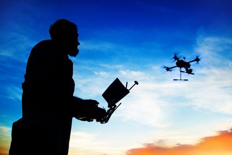 內地監管無人機的法規或年內出爐。