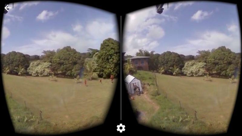 YouTube app VR 模式