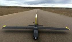 偵測輻射無人機可獲取災區的輻射讀數。