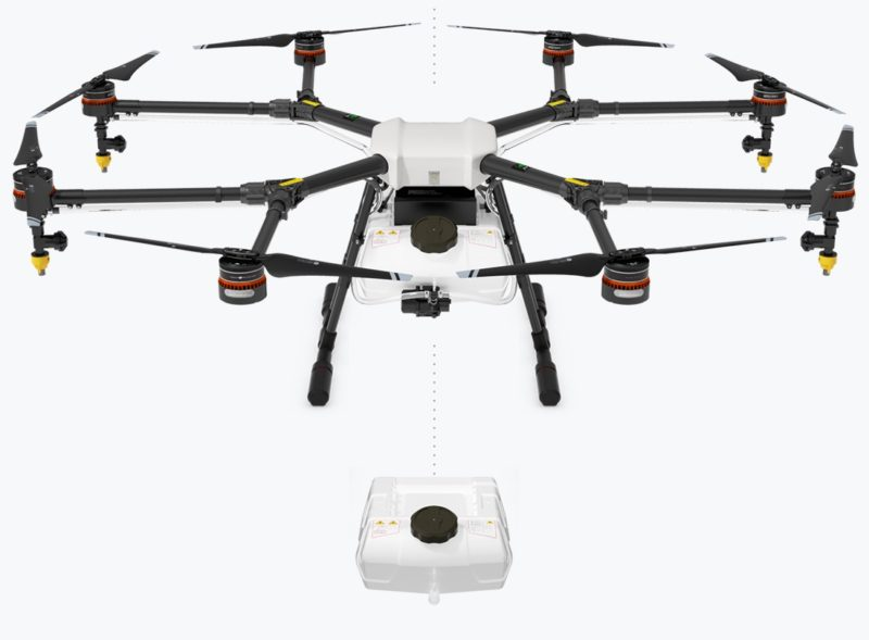 MG-1 將於 3 月下旬發售,開拓農用無人機市場。