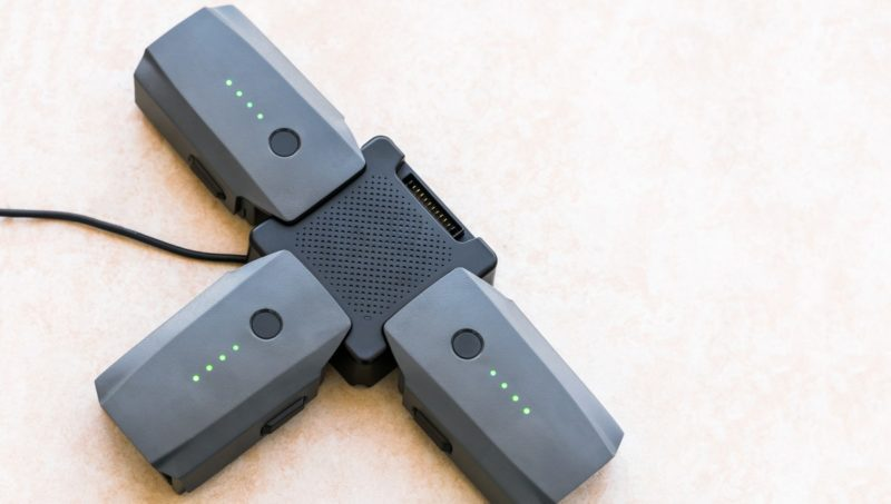 DJi Mavic Pro 無人機所用的充電池。