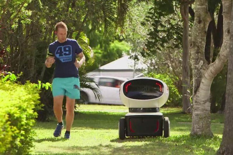 在街上看到無人車不用感奇怪,因為未來只會愈來愈多,見慣便不怪了。