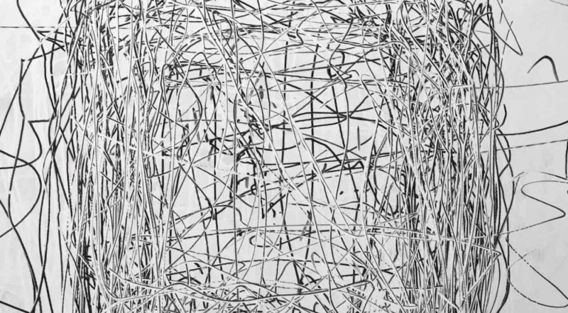 Flying Pantograph 繪畫的抽象畫,你看得懂嗎?