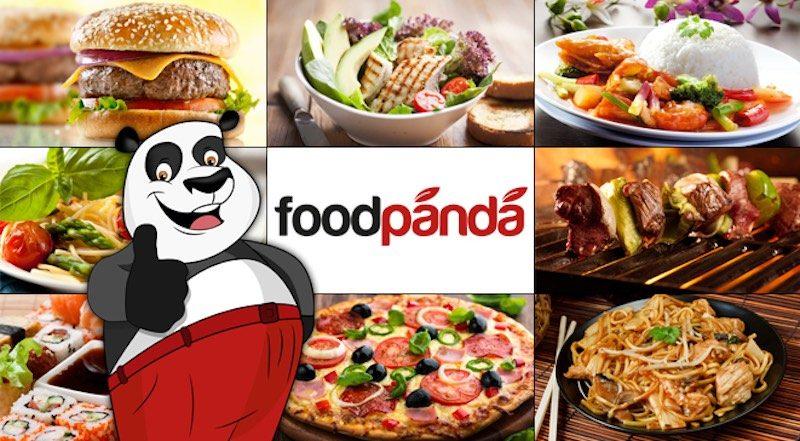 Foodpanda 在新加坡試行無人機送餐。
