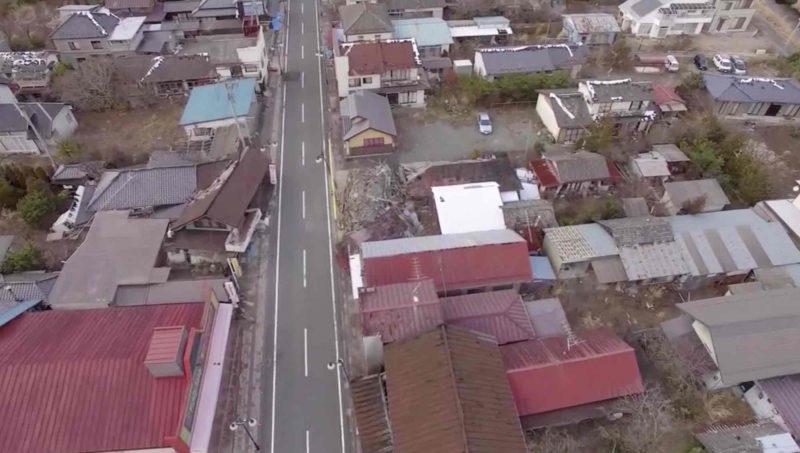 福島家園仍在,但輻射令居民歸不得。