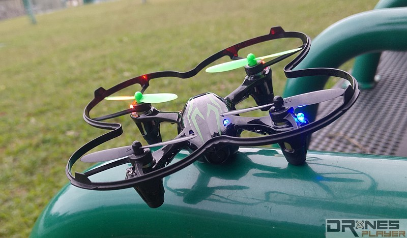 不少空拍機都通過 2.4GHz 頻段來連接遙控器,例如 Hubsan X4 Camera。