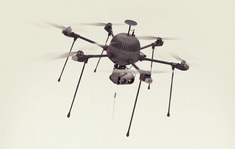 無人機 PARC 在東京馬拉松小試牛刀。