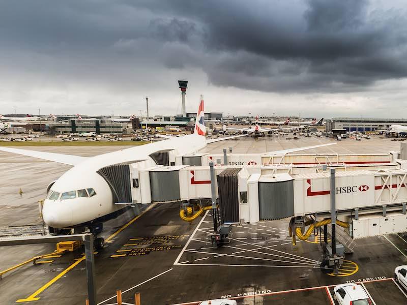 倫敦希思路機場成為無人機險撞客機事故的「熱門」地點。