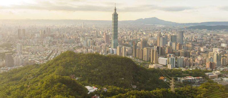 台北 10 大空拍景點最強推薦(上)