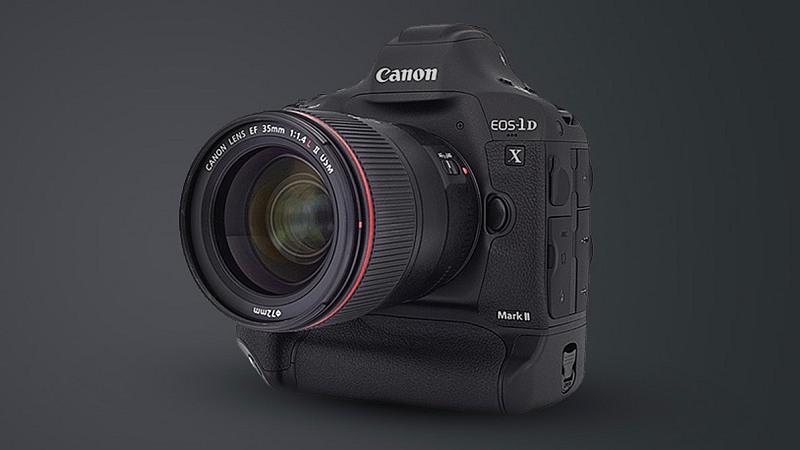 早前推出的 Canon 1DX Mark II 在規格上著實有欠驚喜。