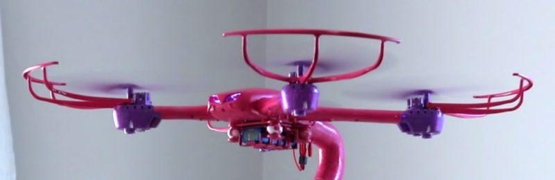 Dildo Drone 飛行器
