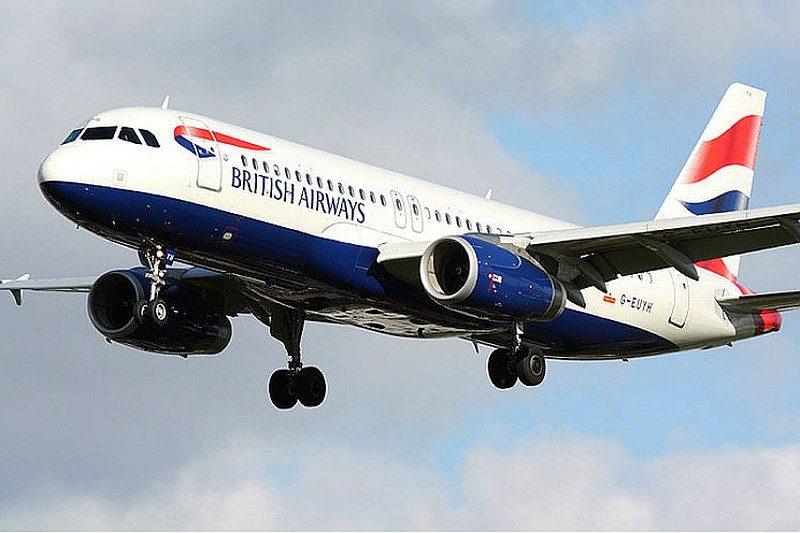 跟圖中同類型的英國航空 A320 客機於 2016 年 4 月 17 日跟疑似是無人機的物體發生碰撞。