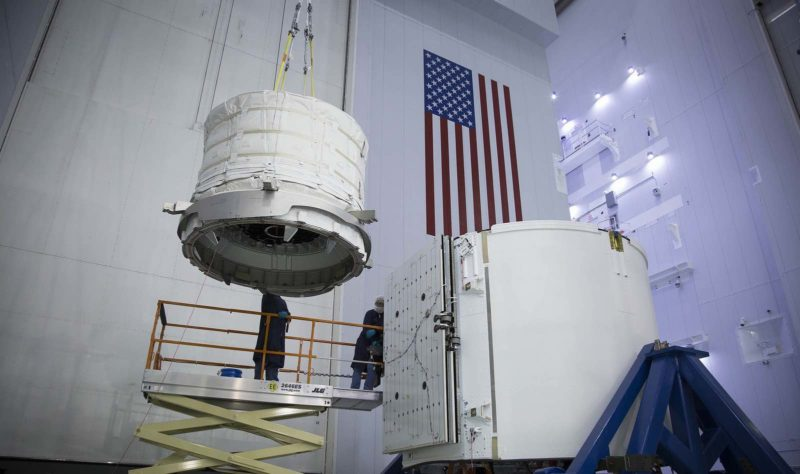 充氣式太空艙 BEAM 首次運往國際太空站作測試。