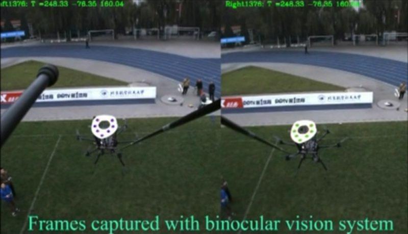 供電無人機的畫面