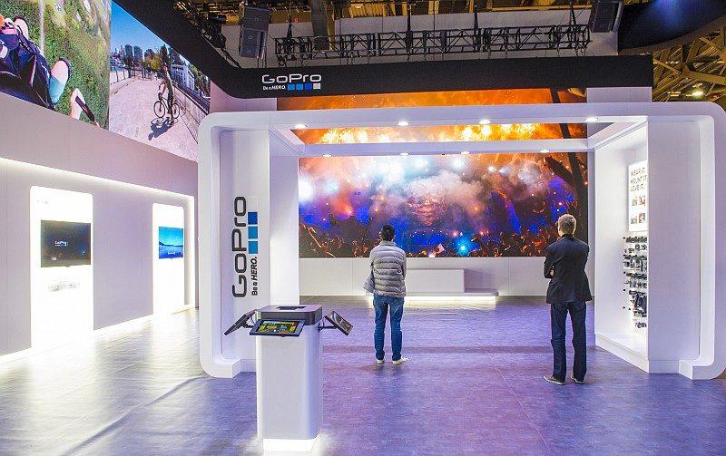 GoPro 在美國銷量暴跌四成,庫存日數再度逼近歷史新高。