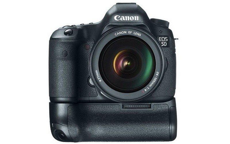 Canon EOS 5D Mark IV 電池手柄或會是新型號 BG-E20,有助稍稍提高續航力。