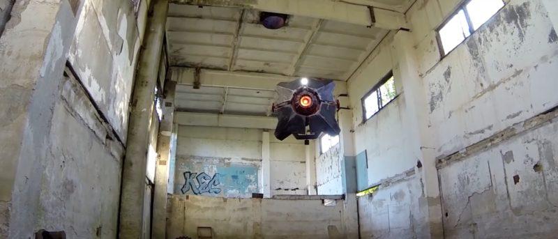 Half Life 戰慄時空 無人機 City Scanner 俄羅斯