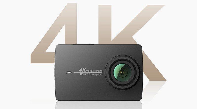 小蟻 4K 運動相機可攝錄 4K @ 30fps 的超高清影片。