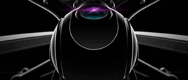 小米無人機現真身 四軸旋翼 球形相機