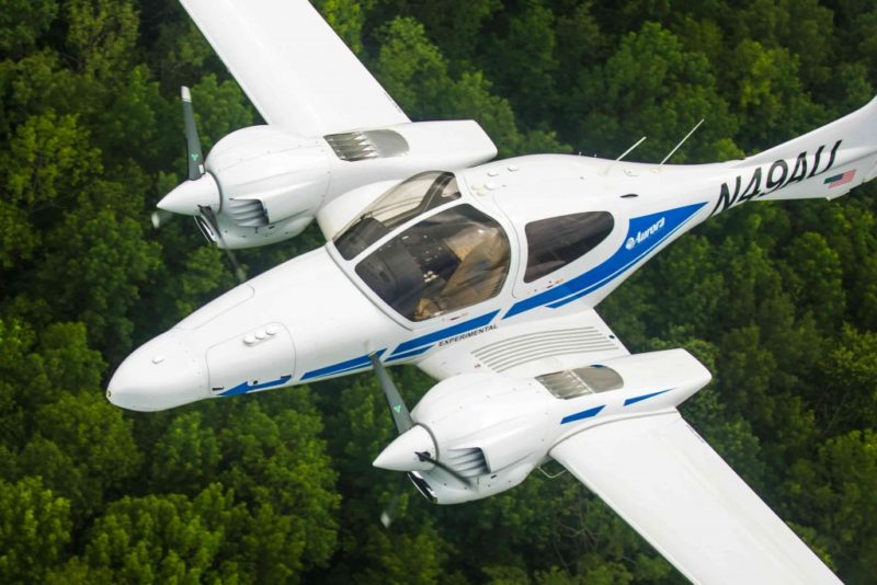 Aurora Flight Sciences 旗下的 Centaur 無人機可人手或自動操控,獲 Google 選用試驗。