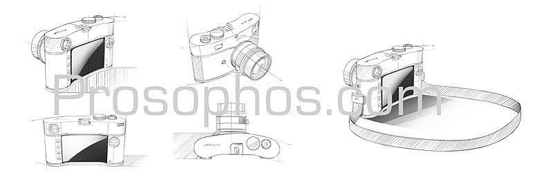 Voigtlander 推出 M 接環相機設計圖