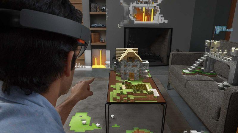 Microsoft 的目標是,透過 Windows Holographic 平台改變大家現有的生活、工作和玩樂模式。
