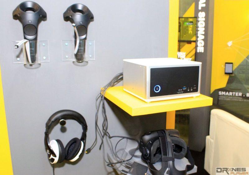 Zotac MAGNUS EN980 水冷迷你電腦的外形有點像微波爐。