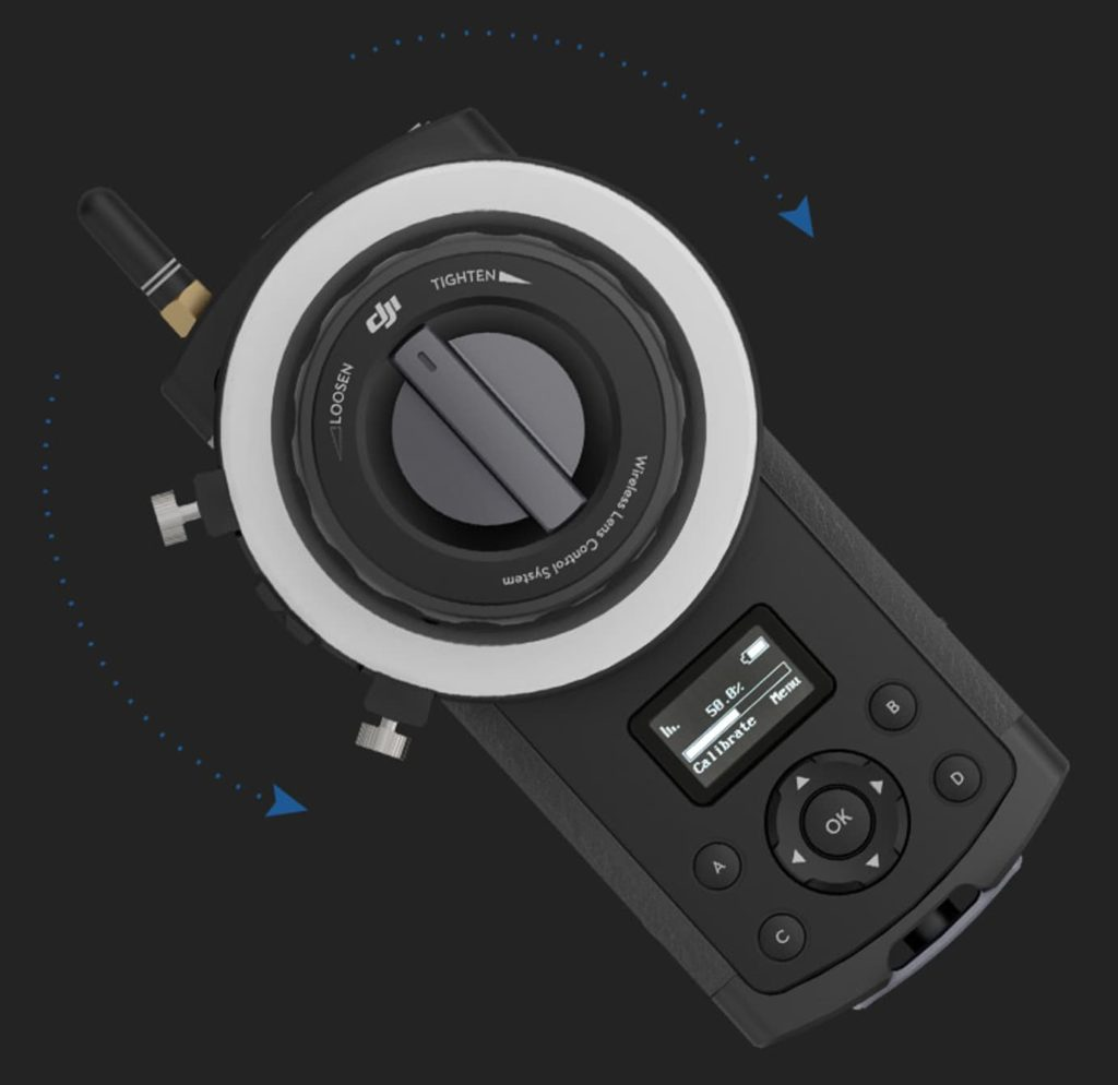 扭動轉盤有更佳手感,可拆式白圈帶讓用家以鉛筆標記慣用焦距。