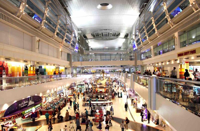 杜拜國際機場是全球最繁忙機場之一。