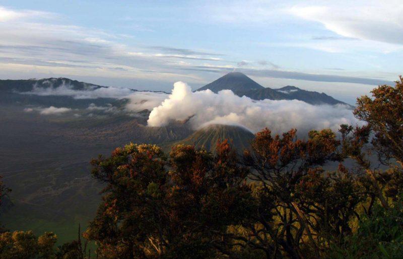 Lionel Du Creaux 在東爪哇的 Semeru 山遠足期間失蹤。